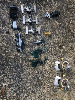 Lot of sprinklers and accessories for Sale in Sherwood,  OR