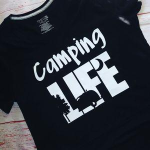 Camping shirt for Sale in San Luis Obispo, CA