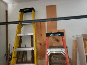 Fiberglass ladders for Sale in Saint Pete Beach, FL