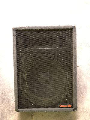 Community Wedge Stage Monitor CSX3800 Two Way Speakers Pro Audio for Sale in Costa Mesa, CA