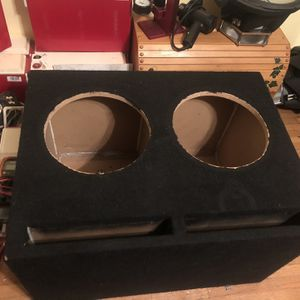 Subwoofer Box for Sale in Elma Center, NY