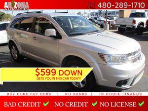 2012 Dodge Journey SXT for Sale in Tucson, AZ