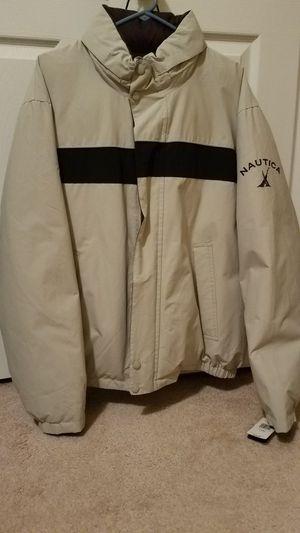 Brand new Nautica men's coat for Sale in Inwood, WV