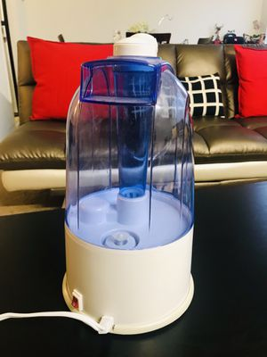 Safety 1st Ultrasonic 360° Cool Mist Humidifier, Blue for Sale in Silver Spring, MD