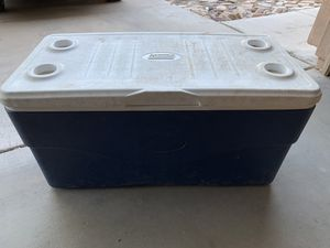 Coleman 120 qt Cooler for Sale in Scottsdale, AZ
