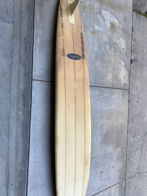 "Surfboard- 10'0"" Mitchington. Beat up but surfs for Sale in Long Beach, CA"