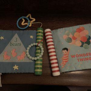 Baby Cloth Books for Sale in Newport Beach, CA