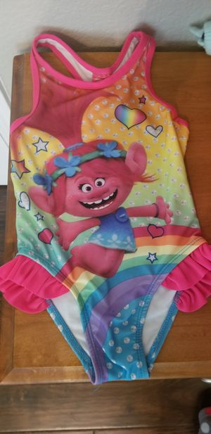 Trolls bathing suit 3T for Sale in Keller, TX