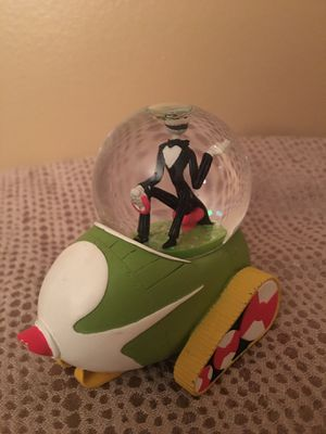 NIGHTMARE BEFORE CHRISTMAS JACK SKELLINGTON MINI SNOWGLOBE for Sale in Pittsburgh, PA