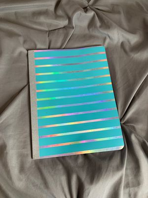 Holographic notebook for Sale in Sanger, CA