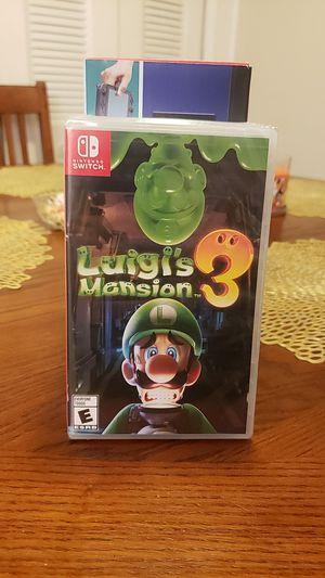 Luigi's Mansion 3 for Sale in Fort Lauderdale, FL