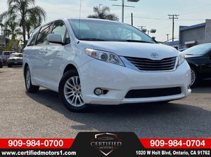 2012 Toyota Sienna for Sale in Ontario, CA