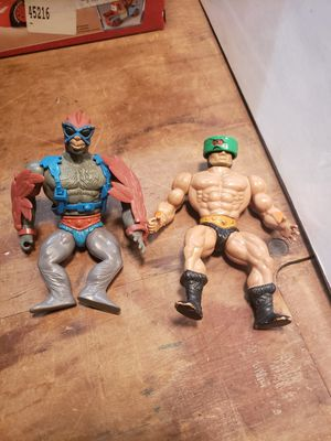 He man action figures for Sale in McKeesport, PA