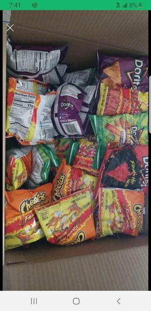 Hot Cheetos, 40 bags for Sale in San Bernardino, CA
