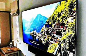 LG 60UF770V Smart TV for Sale in Shipman, VA