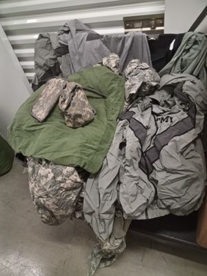Old military clothing, etc for Sale in Hampton, VA