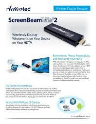 Actiontec ScreenBeam Mini2 Wireless Display Receiver for Sale in Golden, CO