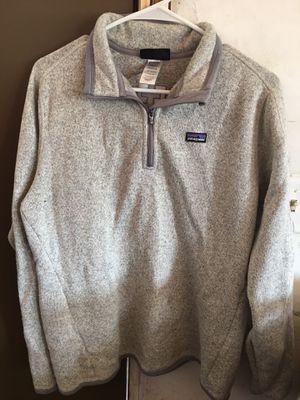 Patagonia sweater for Sale in Lake Elsinore, CA