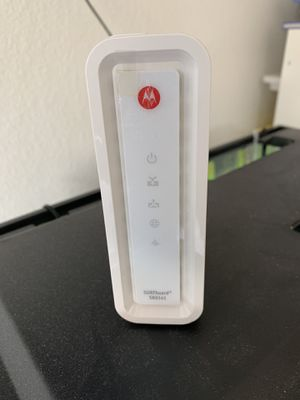 Motorola Modem 3.0 for Sale in Las Vegas, NV