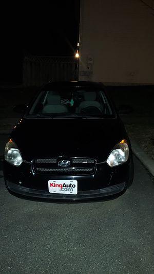 Hyundai accen 2007 for Sale in North Potomac, MD