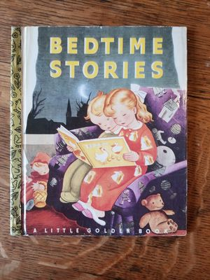 "Little Golden Book ""Bedtime Stories"" Commemorative Edition 50th Anniversary for Sale in Lexington, SC"
