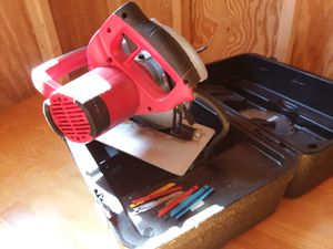 CIRCULAR SAW - Craftsman for Sale in Schuyler, VA