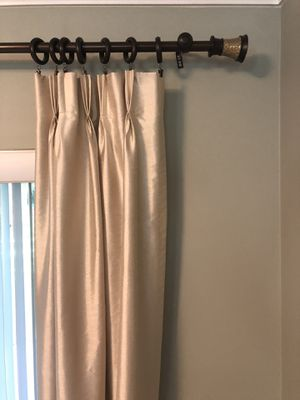 Window Curtains and Rods for Sale in Lutz, FL