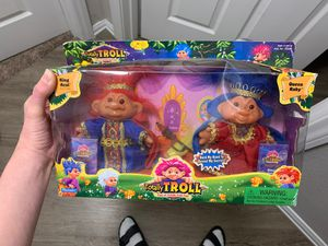 Original/unopened 2000 troll doll toy for Sale in West Sacramento, CA