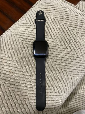 Apple Watch (Stainless steel Black) for Sale in Phoenix, AZ