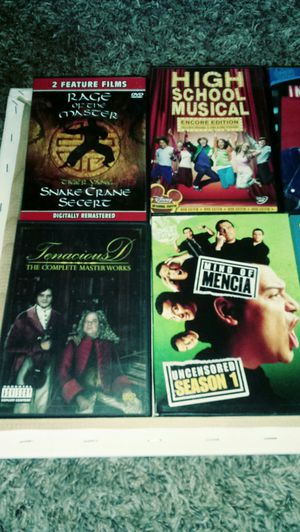 Various DVD box sets and reg. Assorted price for Sale in Cedar Park, TX