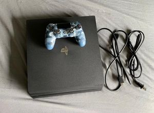 Playstation 4 pro for Sale in Los Angeles, CA