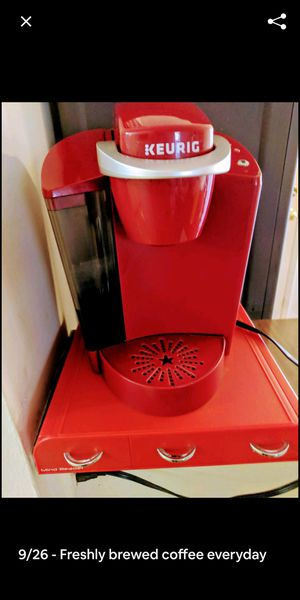 Keurig K-Classic Coffee Maker, K-Cup Pod, Single Serve, for Sale in West Los Angeles, CA