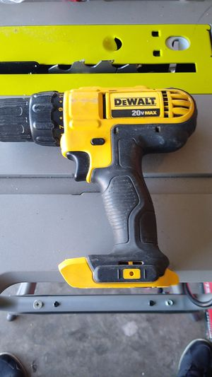Dewalt 20v drill ( tool only) for Sale in Calexico, CA