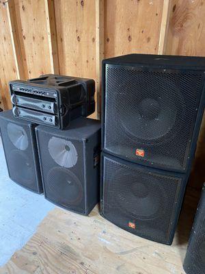 Cerwin Vega DJ system for Sale in West Sacramento, CA