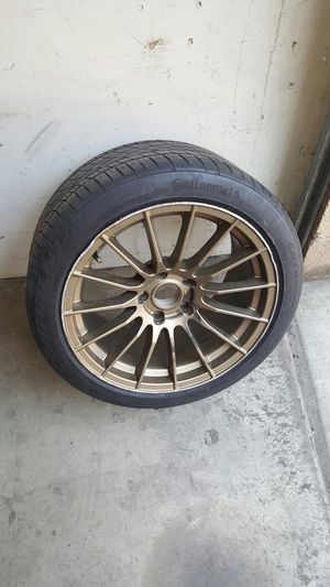 17 inch rims for Sale in Downey, CA