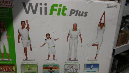 New- Wii Fit PLUS for Sale in Lehigh Acres,  FL