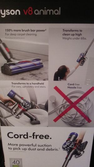 **NEW**Dyson, v8 animal for Sale in Bountiful, UT