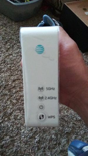 It's a Wi-Fi extender is brand new never used I'm asking $50 for Sale in Wichita, KS