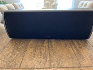 Polk audio center speaker for Sale in Frisco, TX