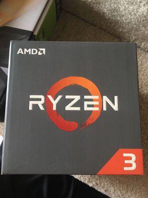 AMD Ryzen 3 1200 for Sale in Oswego, IL