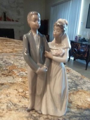 Retired Lladro Bride & Groom Figurine 5835 Rare for Sale in Oviedo, FL