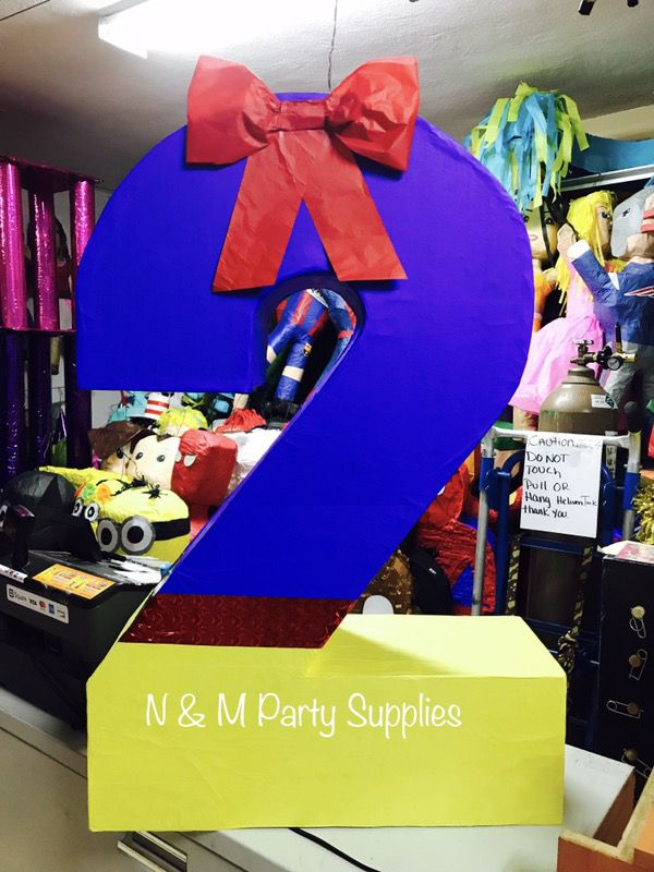 Piñatas balloon party supplies decorations layaway plans candy tutus much more