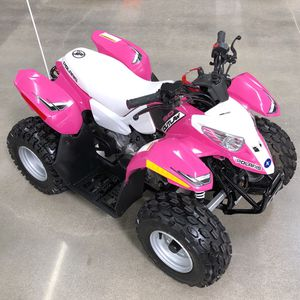 New Polaris Outlaw 50 Pink ATV Quad for Sale in Corona, CA