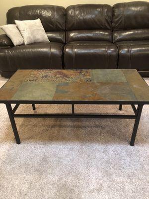 Slate coffee table for Sale in Seminole, FL