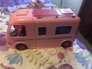 Barbie RV camper for Sale in Roanoke, TX