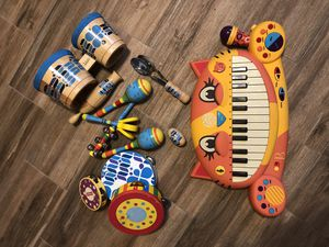 Musical instruments, kids piano and percussion toys for Sale in Hollywood, FL