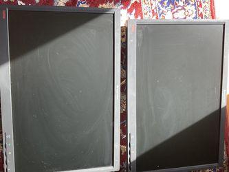 """2 Lenovo L225 22"""" Computer monitors for Sale in Portland,  OR"""