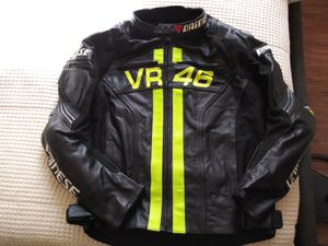 Dainese VR 46 Jackets limited Edition. for Sale for sale  San Juan, TX