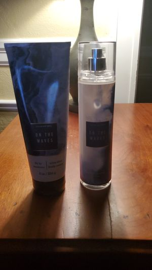 Spray and lotion for Sale in Medford, MA