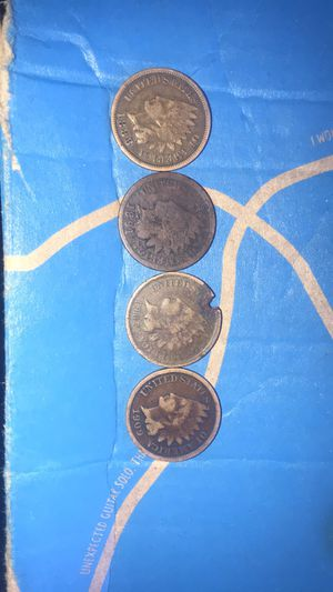 Indian head pennys $5 for Sale in Ada, OK